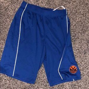 New york knicks shorts